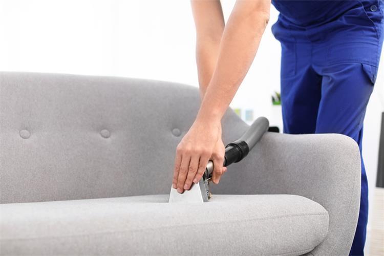 Clean the sofa