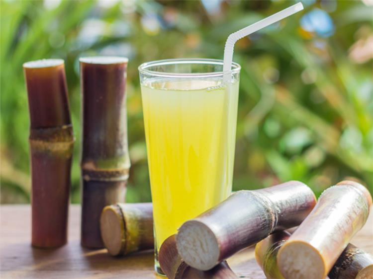 عصير قصب السكر