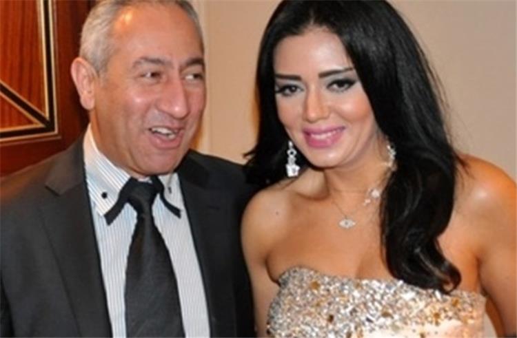 رانيا يوسف تنفصل عن زوجها المهندس ورجل الأعمال طارق عزب