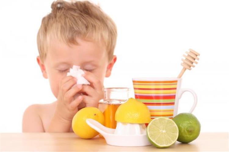 دليلك الآمن للتعامل مع نزلات البرد عند الأطفال