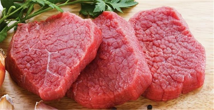 جدول السعرات الحرارية فى اللحوم الحمراء