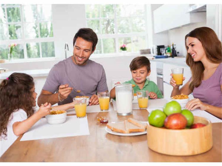 وجبات إفطار صحية لطفلك