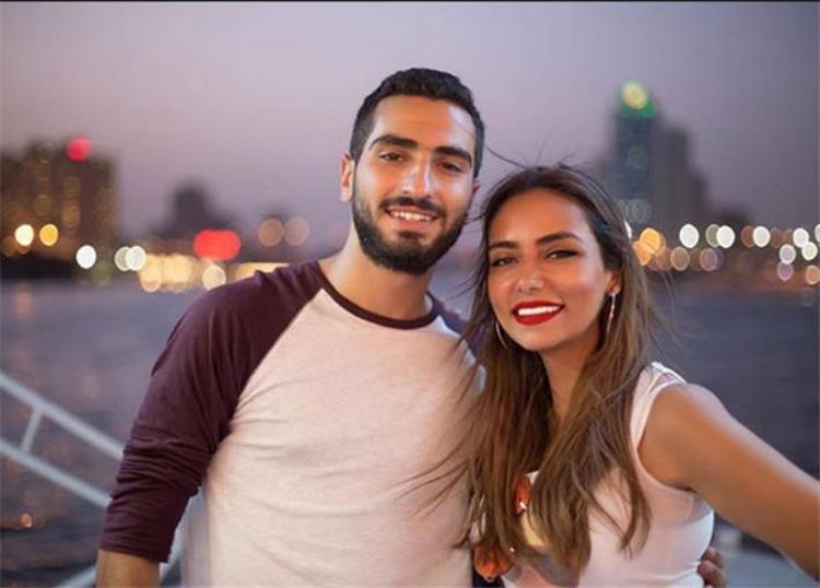 محمد الشرنوبي يرفع راية الصلح مع سارة الطباخ ما الحكاية