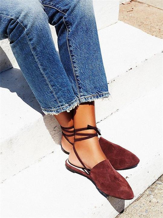موديلات أحذية Loafers لخروجات أكثر راحة