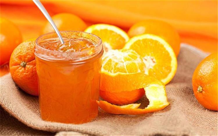 طريقة عمل مربى البرتقال للشيف نجلاء