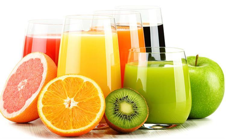 جدول السعرات الحرارية لعصائر الفاكهة