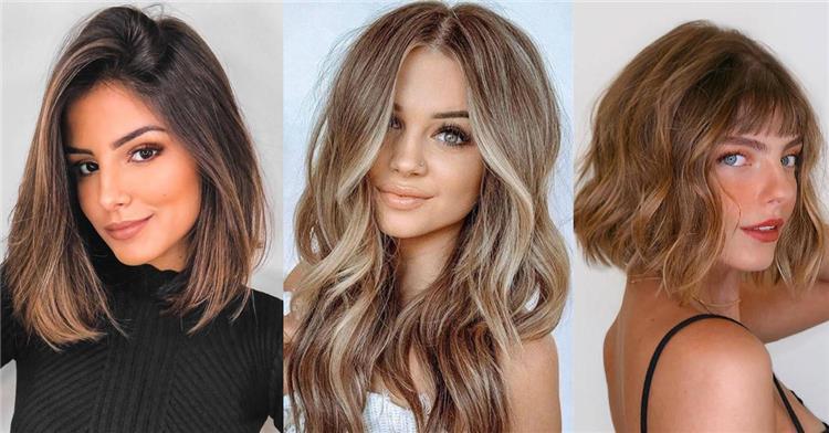أفضل صيحات شعر موضة 2021