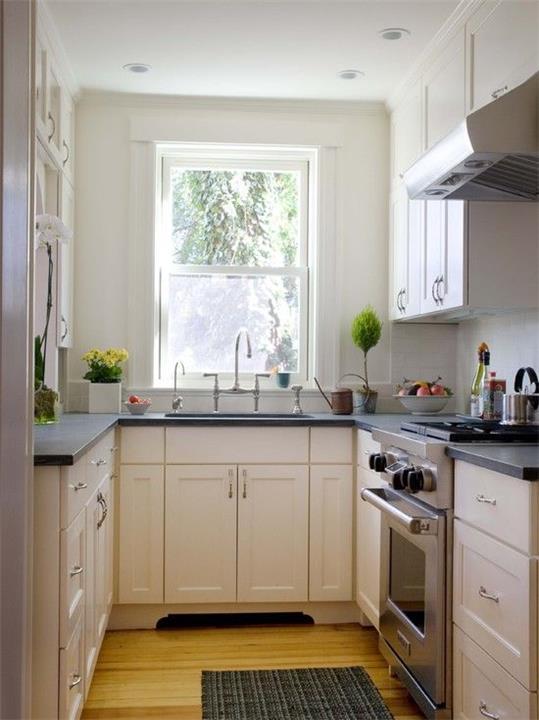 7 نصائح بسيطة تجعلك أسعد في مطبخك الصغير