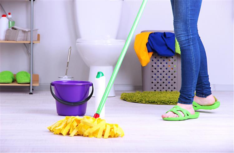 5 نصائح مجربة لتنظيف الحمام قبل العيد