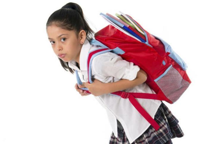 627df7dd25e3d معايير أساسية لاختيار الحقيبة المدرسية الصحية لطفلك 