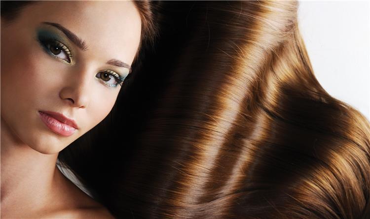 وصفة بديلة للكرياتين لفرد الشعر بمكونات طبيعية