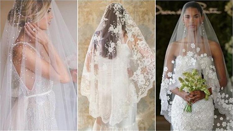 طرحة الزفاف