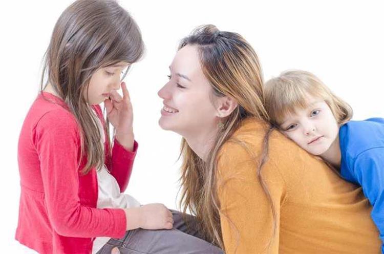 اكثر من 20 وسيلة للتعامل الصحي مع طفلك