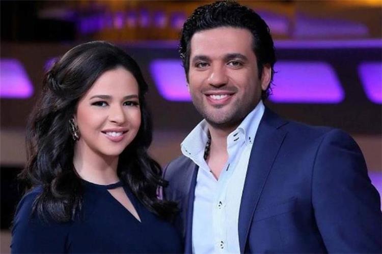 حسن الرداد يكشف حقيقة حمل إيمي سمير غانم