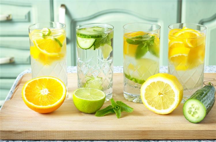 مشروبات تساعدك على حرق دهون البطن النعناع والليمون من بينهم