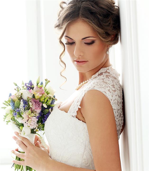 أفكار لمكياج هادىء ليوم زفافك