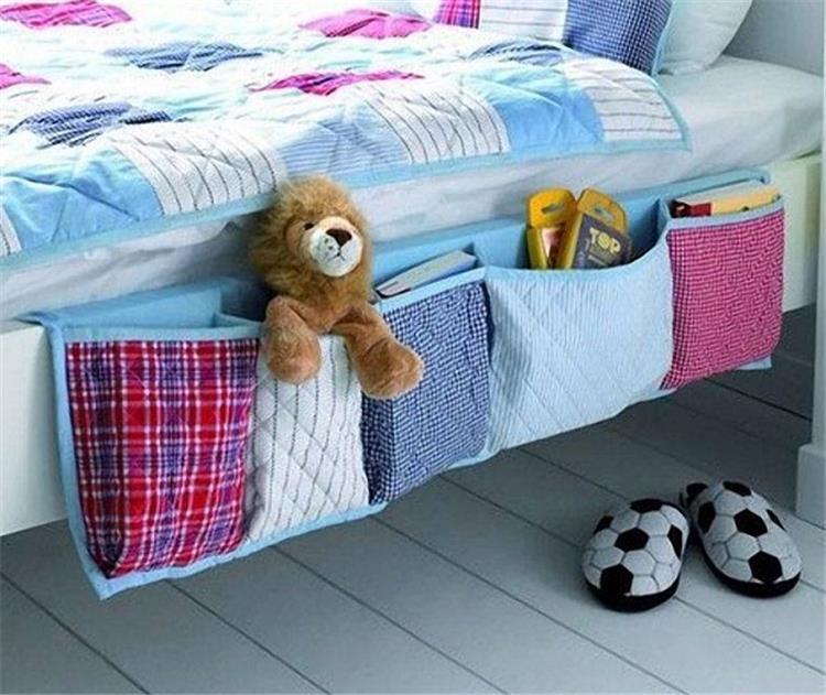 فكرة رائعة للقضاء على الفوضى في غرفة نومك