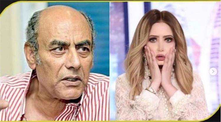 مي العيدان ترد بقوة واستهزاء على مقاضاة الفنان أحمد بدير لها شاهد ماذا قالت