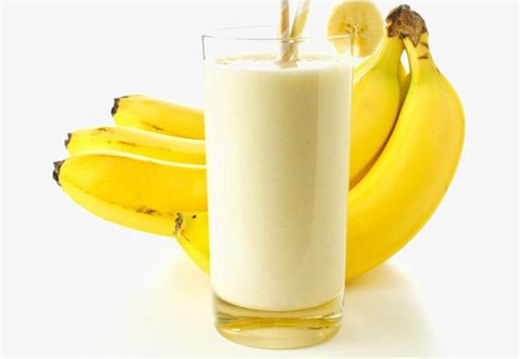 اضرار الموز باللبن