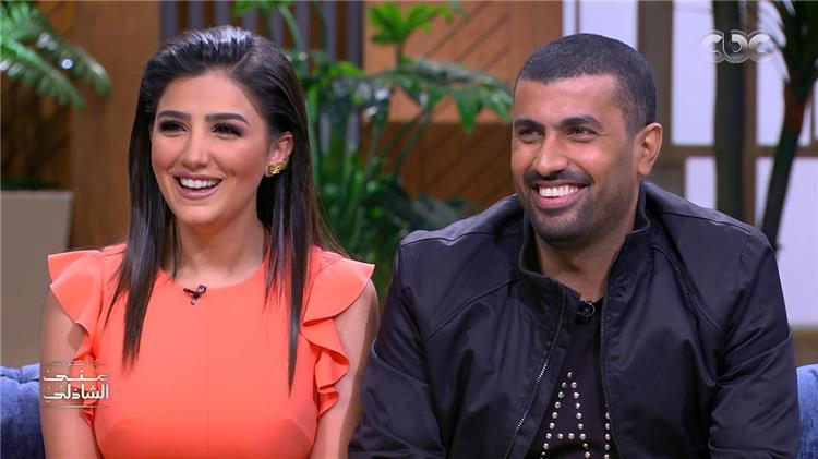 أول رد لمي عمر على نسرين أمين بعد خلافاتها مع زوجها محمد سامي