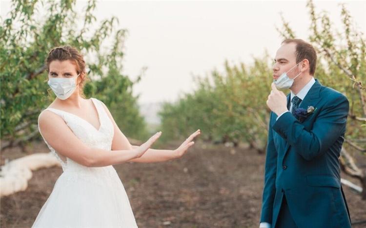 أفكار لإقامة حفل الزفاف في زمن الكورونا في البيت وبدون معازيم