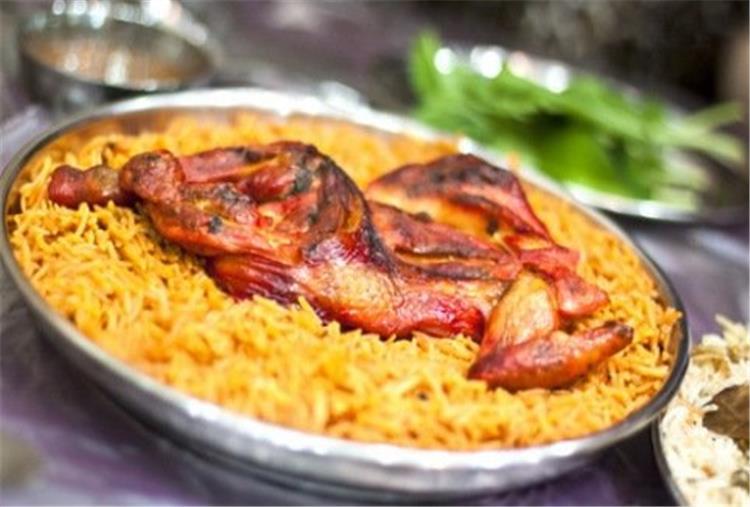كيفية عمل أرز مندي بالدجاج لسفرة رمضانية شهية
