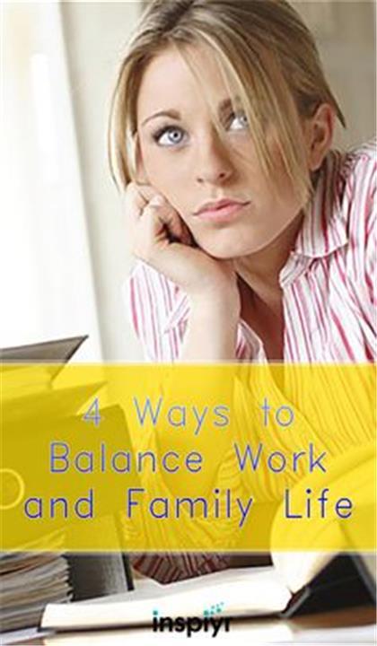 11 خطوة للتوازن بين مطالب البيت والعمل