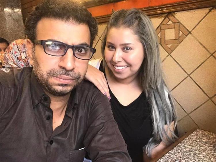 شاهد رد فعل طليق المطربة إيناس عز الدين بعد إصابتها بفيروس كورونا غير متوقع