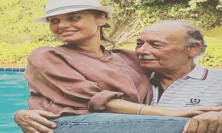 والد حلا شيحة يرد على هجومها على تامر حسني وفيلم مش أنا مش بنتي اللي أعرفها وهي كانت معجبة جد ا بالفيلم