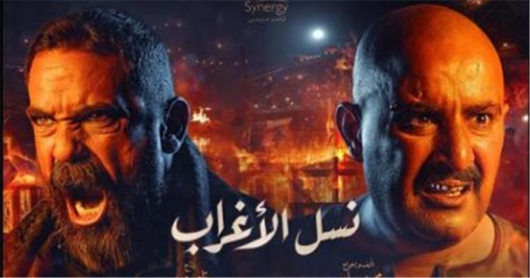 أحمد السقا يعلق لأول مرة على شكله المخيف في نسل الأغراب ماذا قال