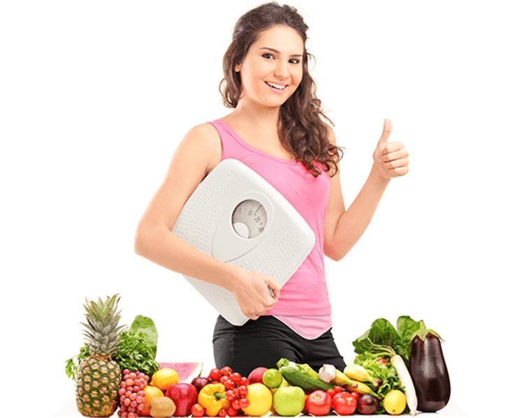 أسهل طريقة لإنقاص 7 كيلو من وزنك في أسبوع واحد