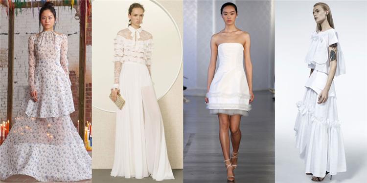 فستان زفافك على حسب برجك أيهم أنت