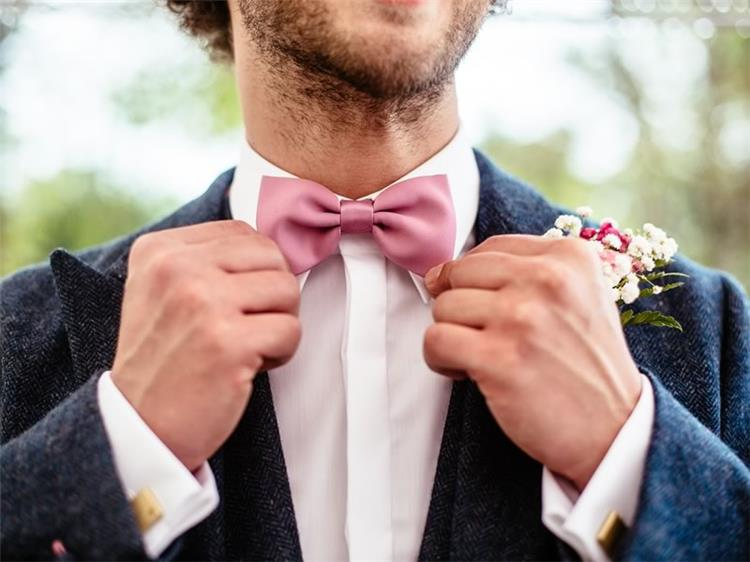 4 نصائح لاختيار مميز لبدلة العريس