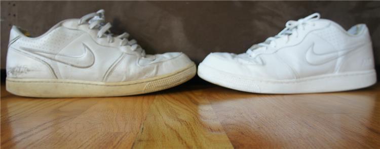 5 خطوات تعيد لحذائك الأبيض بريقه وتجعله كالجديد
