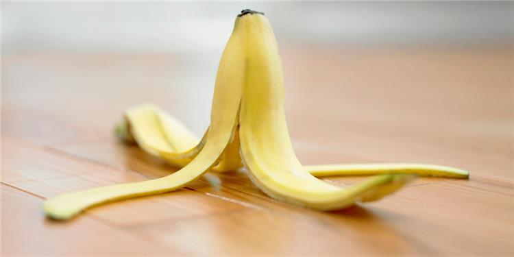 استعيدي حيويتك بقشر الموز