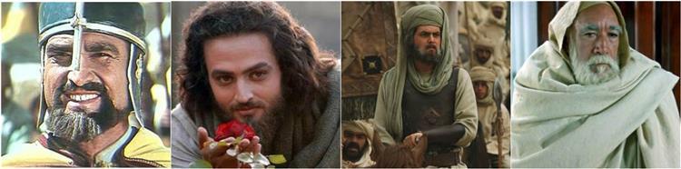 أحمد مظهر أم صلاح الدين ممثلون اتقنوا أدوارهم لدرجة أنستنا الوجه الحقيقي
