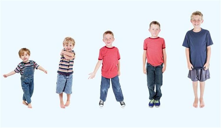 فيتامينات هامة لزيادة الطول وتعزيز نمو الأطفال تعرفي عليها