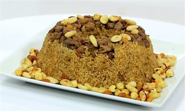 نتيجة بحث الصور عن طريقة عمل الارز البسمتى بالخلطة وباللحمة والكاري وتحضير الأرز البسمتى بالكبد والقوانص