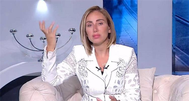 ريهام سعيد تصاب بكورونا وهذا ما قالته بعد أن تم حجزها بالمستشفى