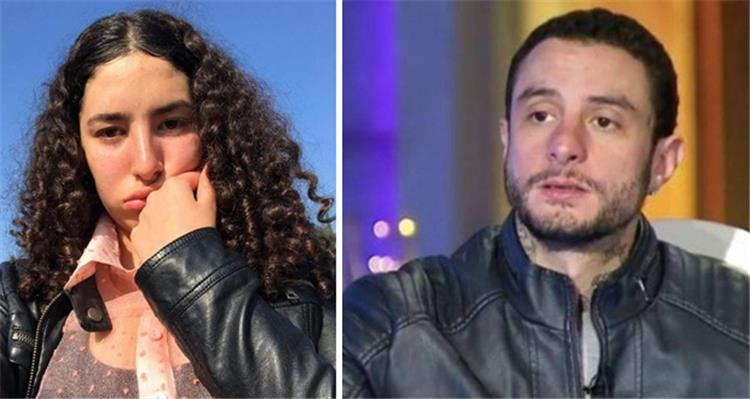 لينا أحمد الفيشاوي تبكي بسبب قرار المحكمة ضد والدها