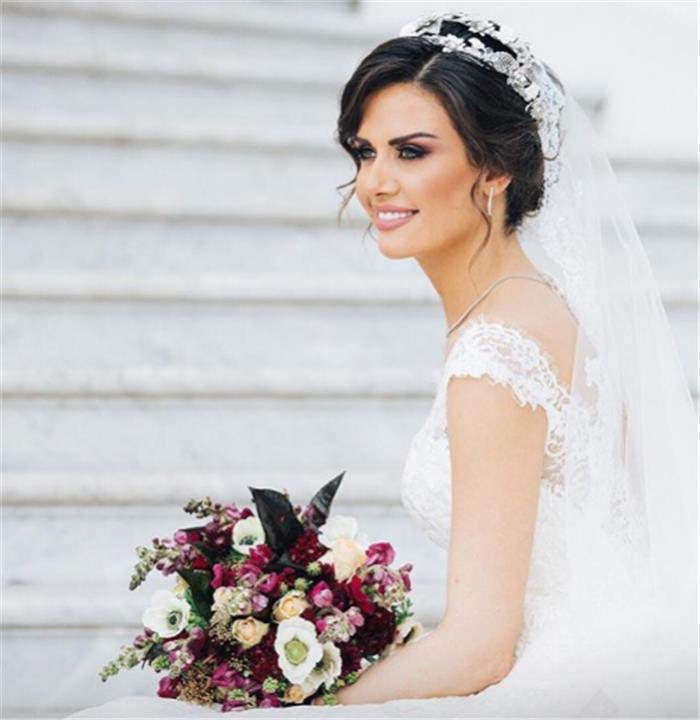 ألوان مكياج الزفاف المناسبة مع كل فصل من فصول السنة