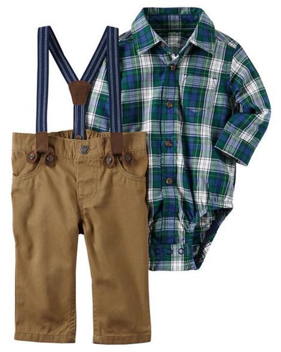 دللي طفلك بملابس على الموضة