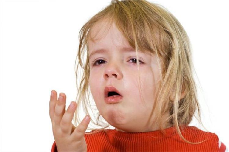 كيفية علاج الكحة الناشفة للاطفال