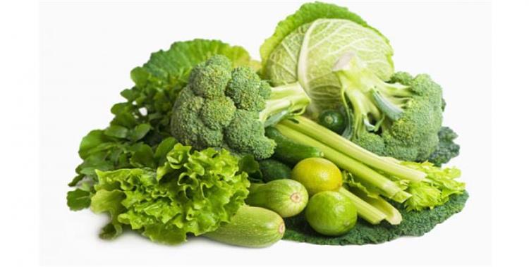 اهمية الخضروات فى علاج الدهون المتراكمة على الكبد وأهم النصائح