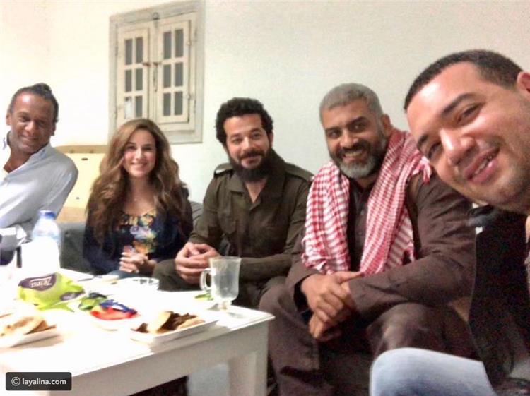 زواج معز مسعود من شيري عادل بعد انفصاله عن بسنت نور الدين