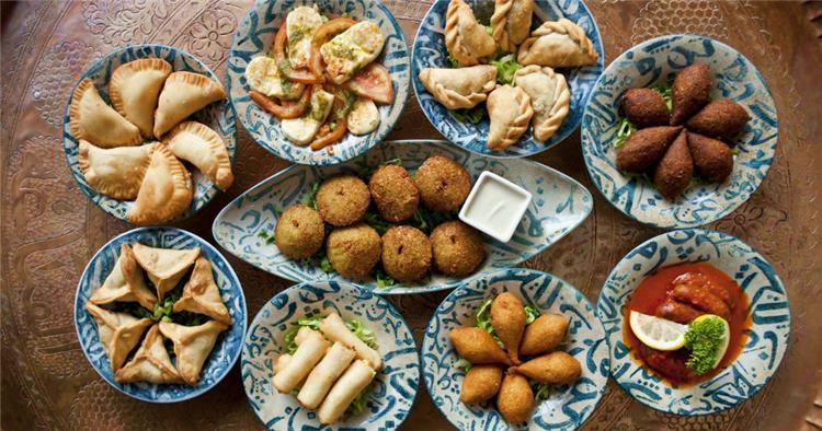 أشهر الأطباق على موائد رمضان حول العالم
