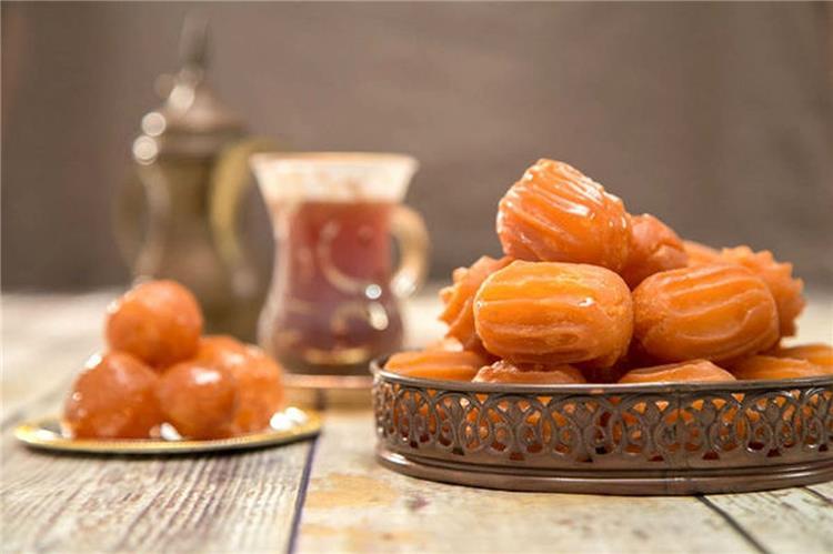 طريقة عمل الداطلي العوامات لحلوى خفيفة في رمضان