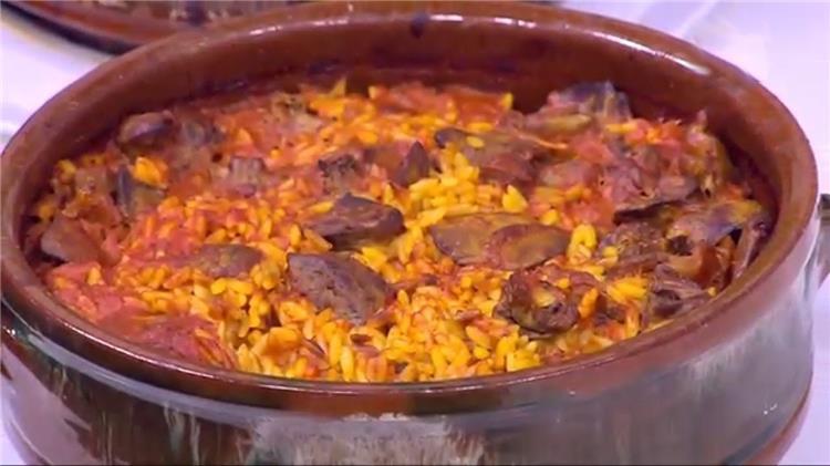 منيو خامس يوم رمضان أكلات مختلفة