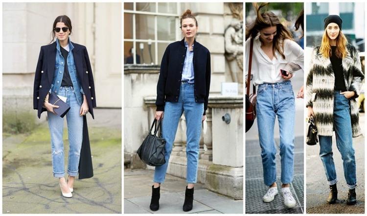 بالصور بنطلون جينز مناسب لكل قوام