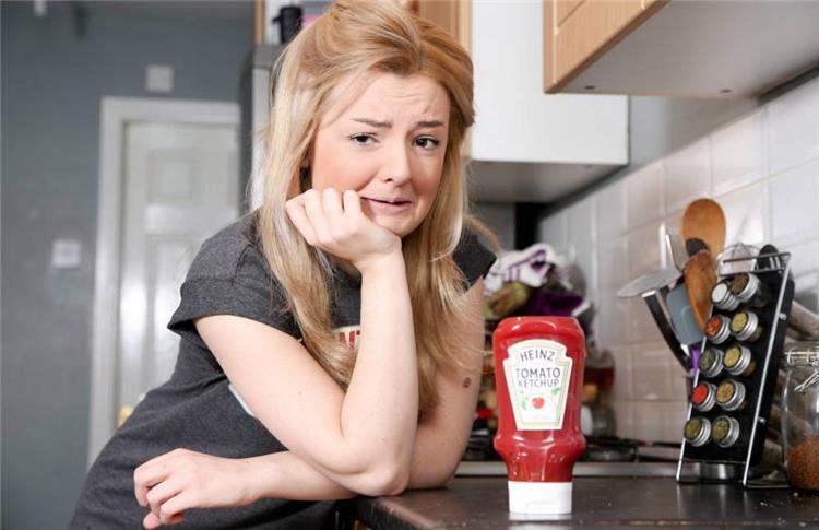 أضرار الكاتشب للحامل
